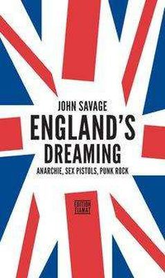 JOHN SAVAGE, england´s dreaming cover