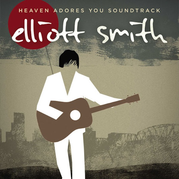 Cover ELLIOTT SMITH, heaven adores you - o.s.t.
