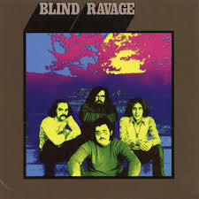 Cover BLIND RAVAGE, s/t