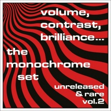 Cover MONOCHROME SET, volume, contrast, brilliance vol.2