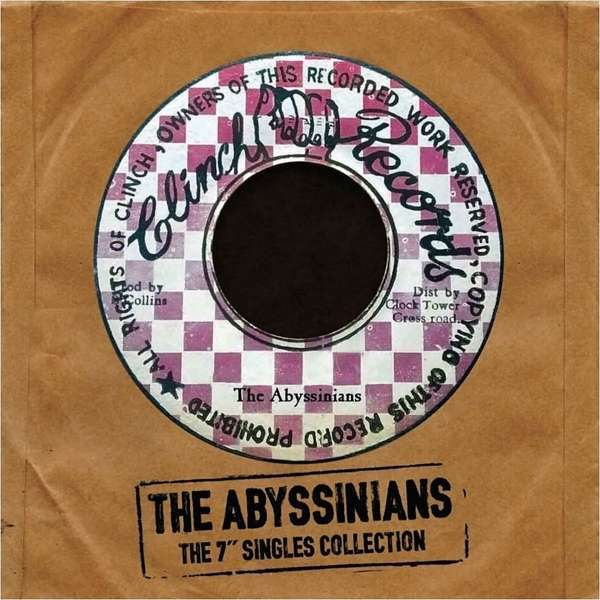 Cover ABYSSINIANS, clinch singles collection