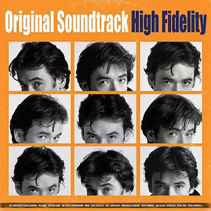 O.S.T., high fidelity (15th anniversary) cover