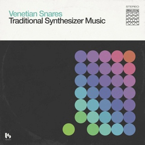 Cover VENETIAN SNARES, traditional synthesizer music