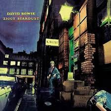 Cover DAVID BOWIE, rise and fall of ziggy stardust