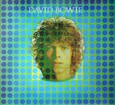 Cover DAVID BOWIE, space oddity