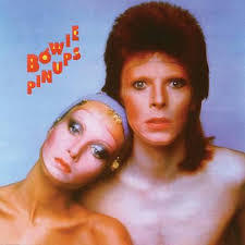Cover DAVID BOWIE, pinups