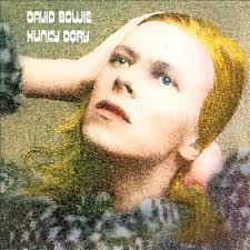 Cover DAVID BOWIE, hunky dory