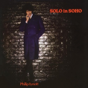 Cover PHIL LYNOTT, solo in soho