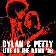 Cover DYLAN & PETTY, live on the radio 1986