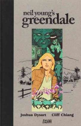 Cover JOSHUA DYSART, neil young´s greendale