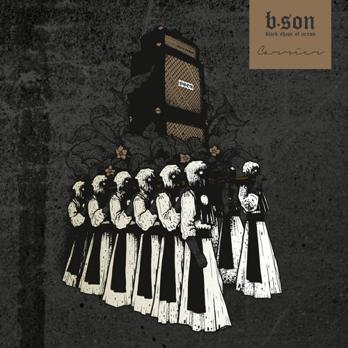 Cover BLACK SHAPE OF NEXUS (B.SON), carrier