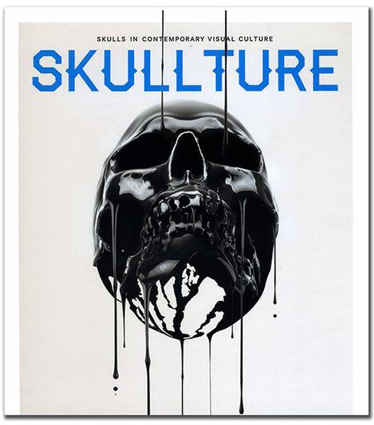 GINKO PRESS, skullture cover