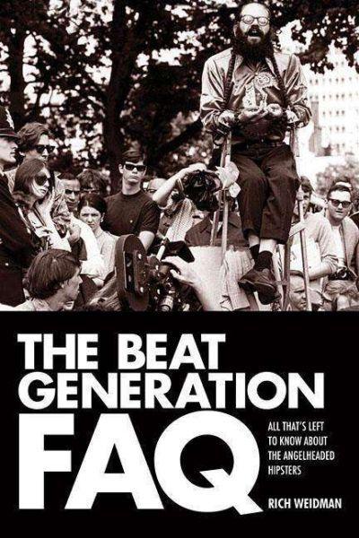 RICH WEIDMAN, the beat generation cover