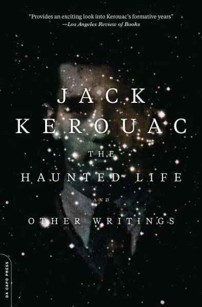Cover JACK KEROUAC, haunted life