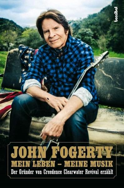 JOHN FOGERTY, mein leben - meine musik cover