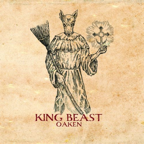 Cover OAKEN, king beast