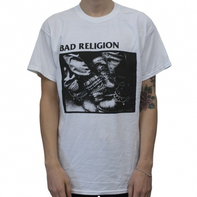 Cover BAD RELIGION, 80-85 (boy) white