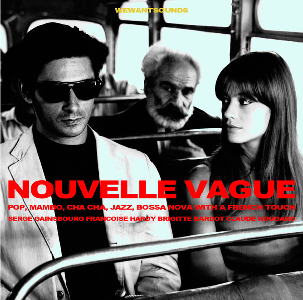 Cover V/A, nouvelle vague