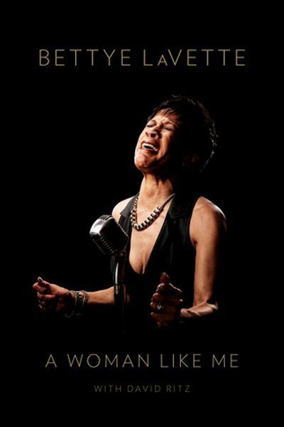 BETTYE LAVETTE / DAVID RITZ, a woman like me cover