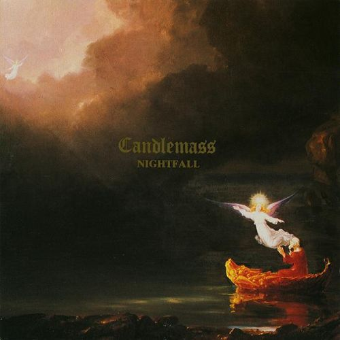 CANDLEMASS, nightfall cover