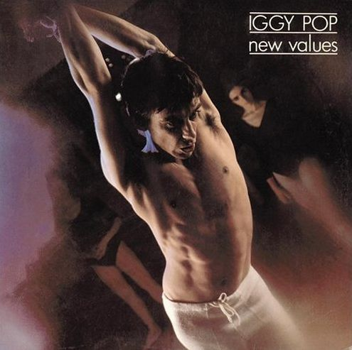 Cover IGGY POP, new values