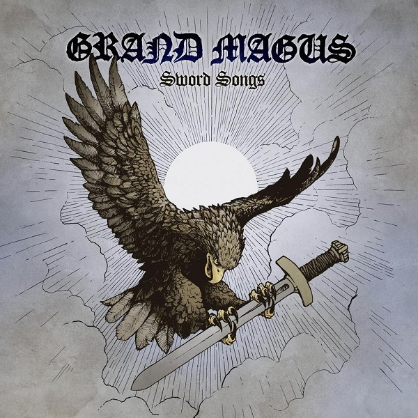 Cover GRAND MAGUS, sword songs