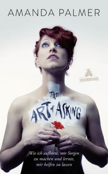 Cover AMANDA PALMER, the art of asking