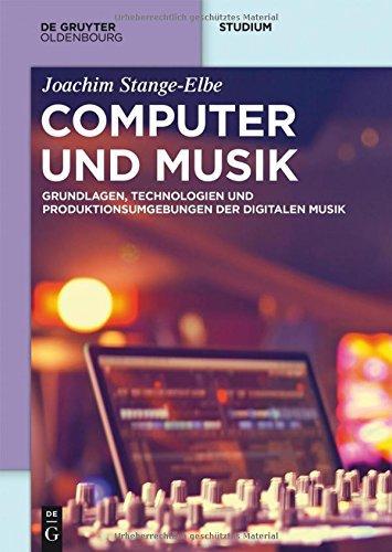 JOACHIM STANGE-ELBE, computer und musik cover