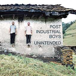 Cover POST INDUSTRIAL BOYS, unintended
