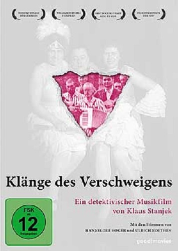 Cover MOVIE, klänge des verschweigens (dokumentation)