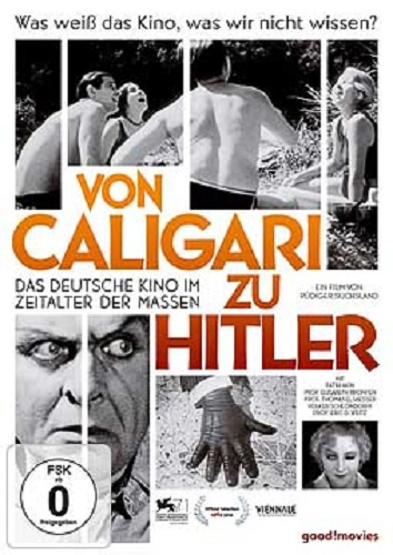 Cover MOVIE, von caligari zu hitler (dokumentation)