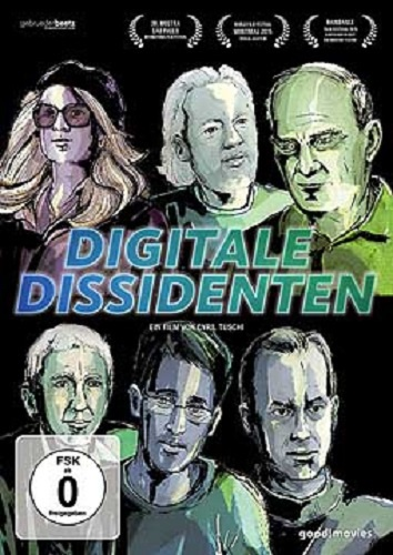 Cover MOVIE, digitale dissidenten