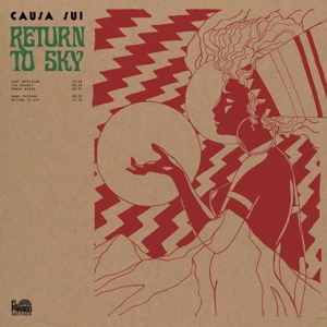 Cover CAUSA SUI, return to sky