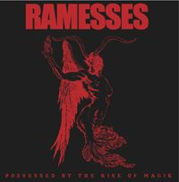 Cover RAMESSES, possessed by the rise of magik