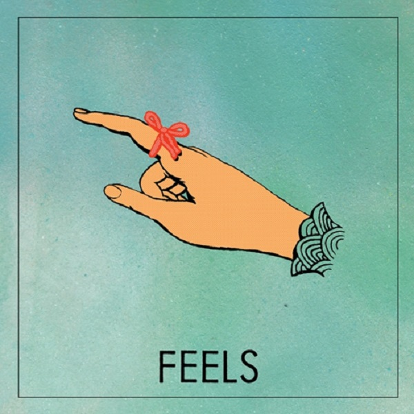FEELS, s/t cover