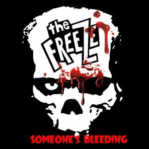 Cover FREEZE, someone´s bleeding