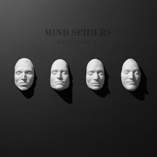 Cover MIND SPIDERS, prosthesis