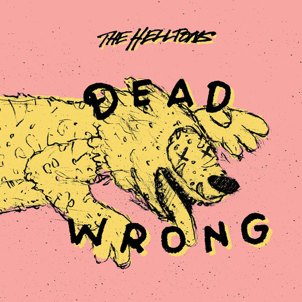 Cover HELLTONS, dead wrong