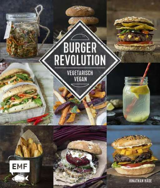 JONATHAN HÄDE, burger-revolution cover