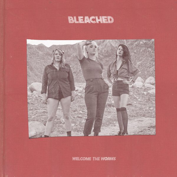 Cover BLEACHED, welcome the worms