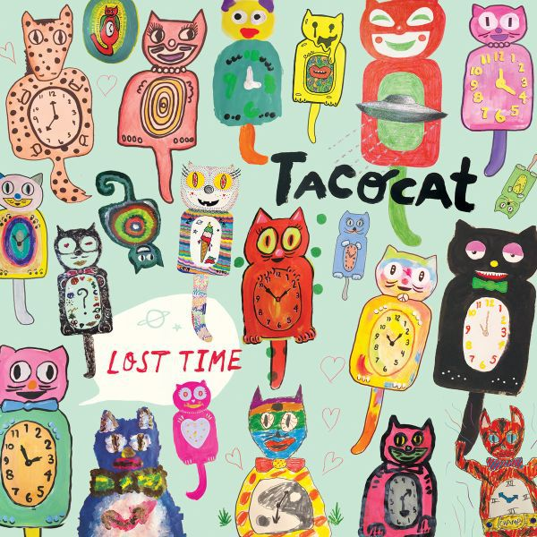 TACOCAT, lost time cover