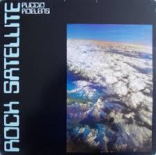 Cover PUCCIO ROELENS, rock satellite