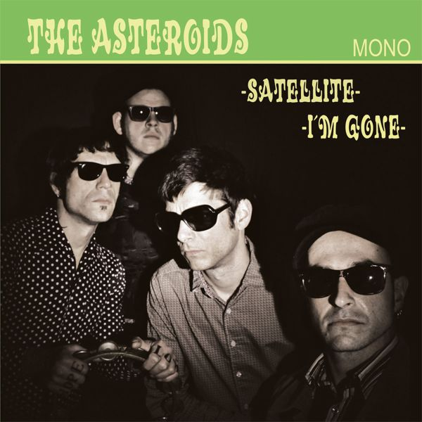 Cover ASTEROIDS, satellite