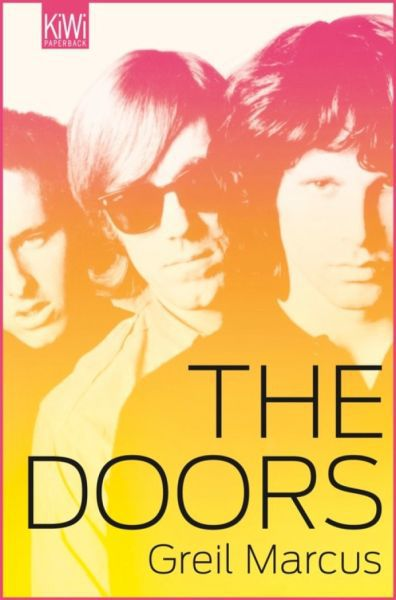 Cover GREIL MARCUS, the doors