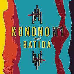 KONONO NO.1, meets batida cover
