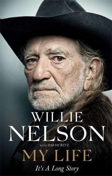 Cover WILLIE NELSON, my life: it´s a long story