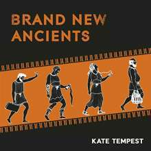 Cover KATE TEMPEST, brand new ancients