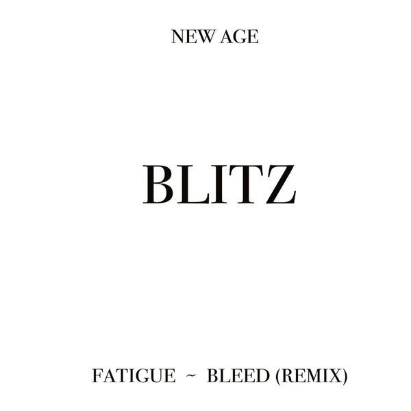 Cover BLITZ, new age