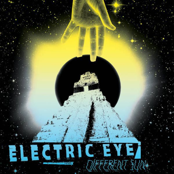 Cover ELECTRIC EYE, different sun