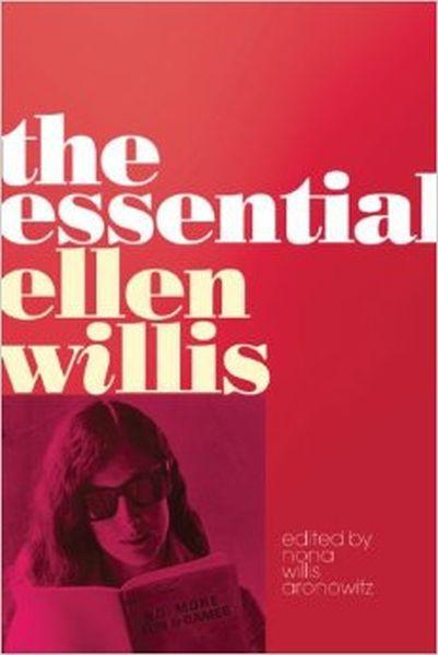 ELLEN WILLIS, the essential cover